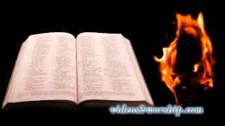 Bible And Torch Motion Video