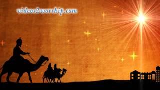 Three Kings Going To Bethlehem