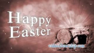 Happy Easter Worship Motion Loop
