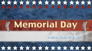Memorial Day Loopable Motion